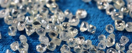 Water recovery issues hamper diamond sales