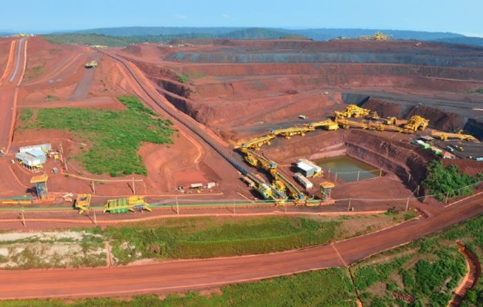 Rising iron ore price lifts Vale profit