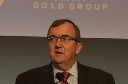 Bristow says new Barrick just getting started