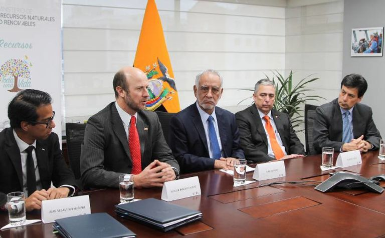 Codelco-Enami face Llurimagua uncertainty
