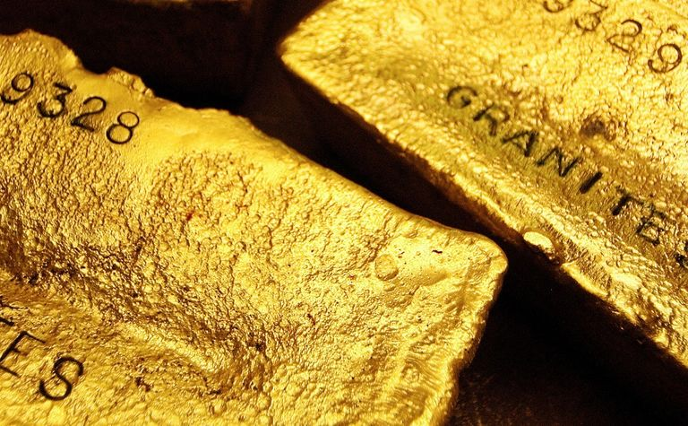 Gold price sees majors shine during difficult quarter