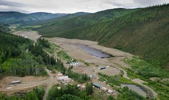 White Gold jumps on Yukon discovery