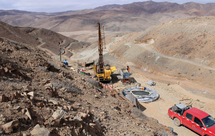 'Widespread surface gold' at new Tesoro prospect