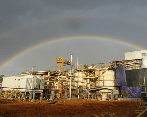 Guyana Goldfields tackles debt