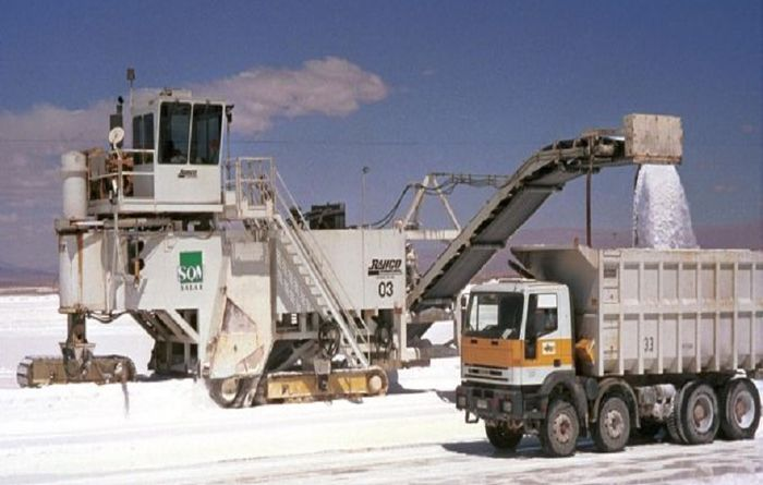 Lithium leaders hit by SQM deal
