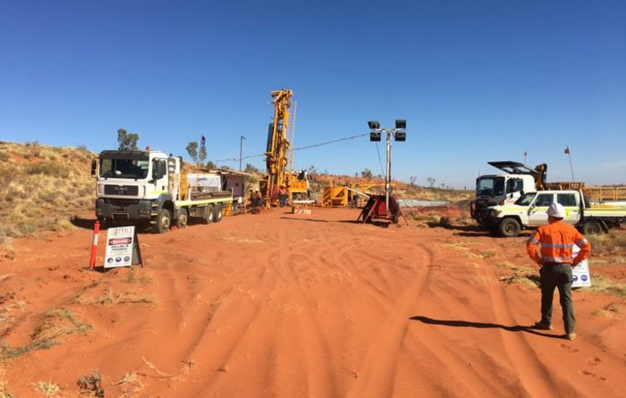 Newcrest reports more high-grade gold at Havieron