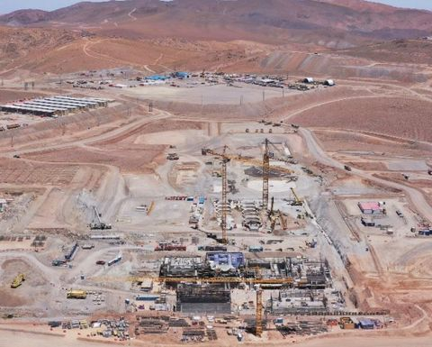 Teck ramping up work at QB2