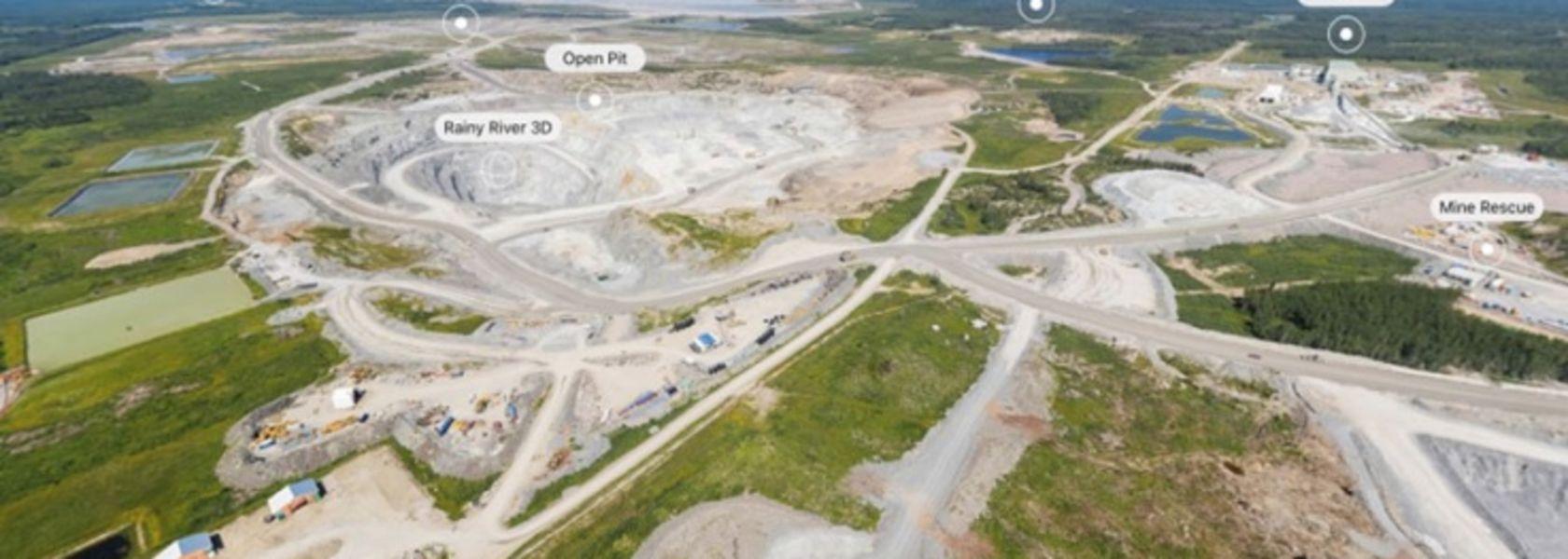 New Gold restarting Rainy River - Mining Journal