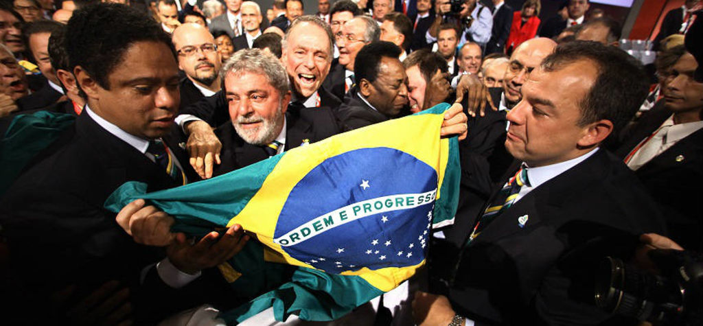 """Rio is the showcase of Brazil - of its incompetence and impunity"""