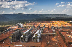 Vale hits record iron ore output