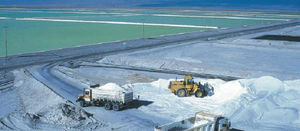 Regs stopping Chile lithium growth
