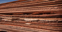 Research finds few options for copper M&A