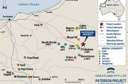 Greatland launches third Paterson exploration programme