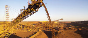 Iron ore major to run on sun