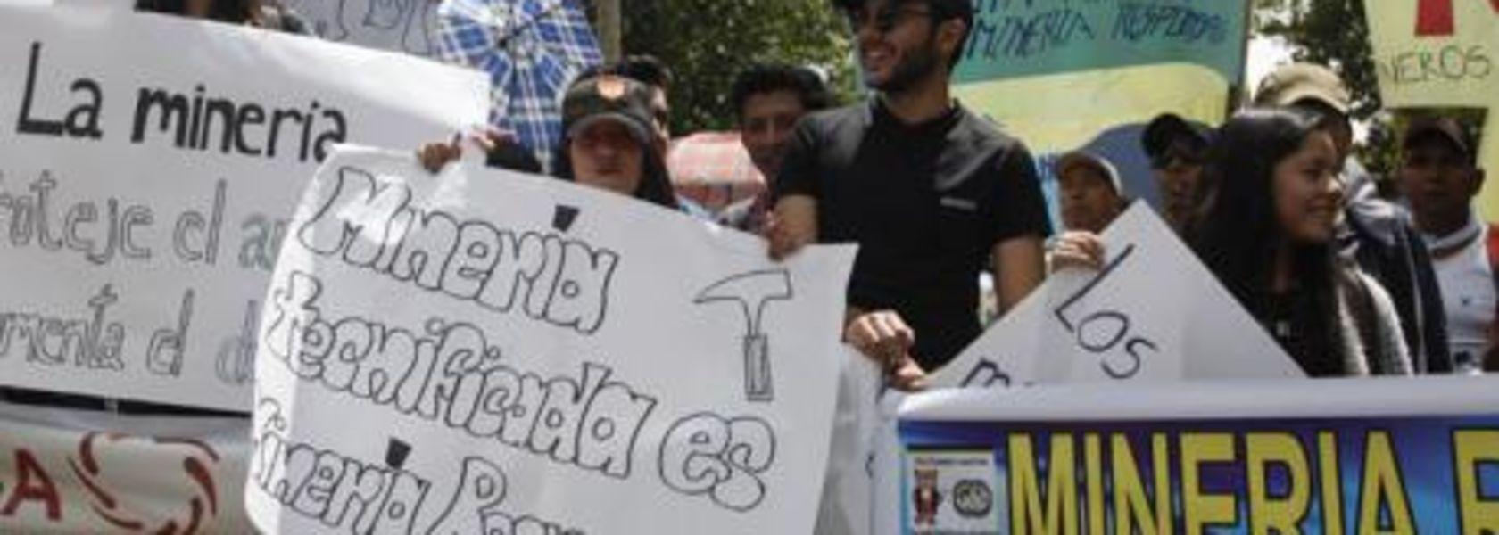Ecuador court hears case for referendum - Mining Journal