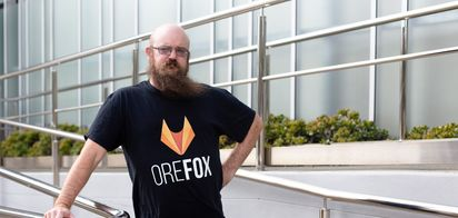 Orefox sniffs out global expansion