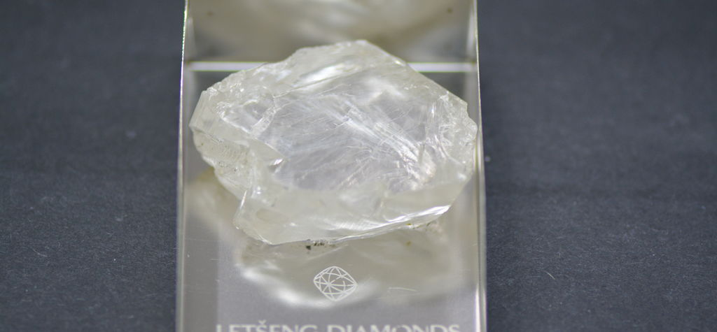 Letšeng equals 2017 diamond record