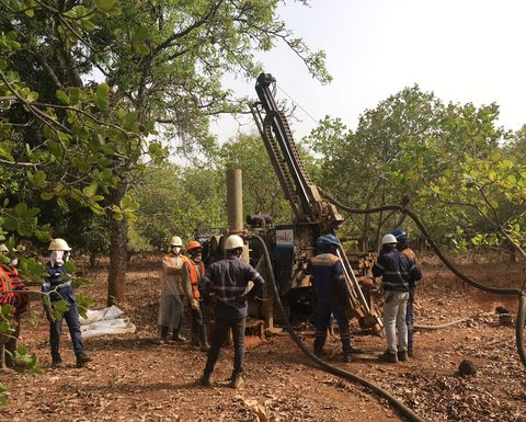 Exore reports significant maiden gold resource at Bagoe