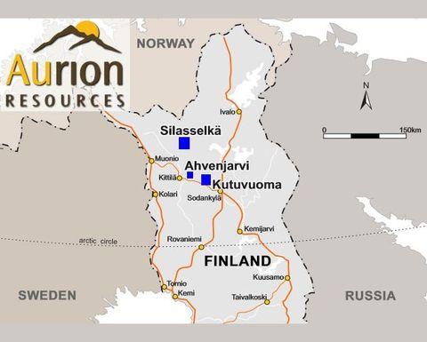 B2Gold exercises option on Aurion projects