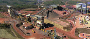 Copper, met coal drive Anglo's June quarter