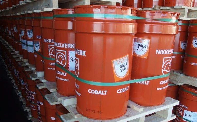 Research firm calls cobalt market surplus