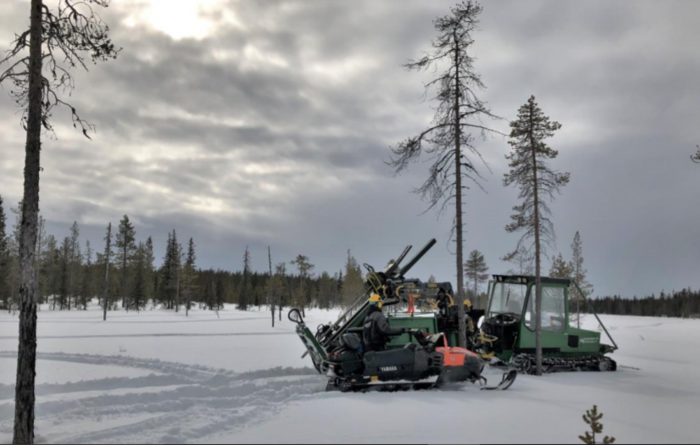 S2 drilling hits gold at new Finland target