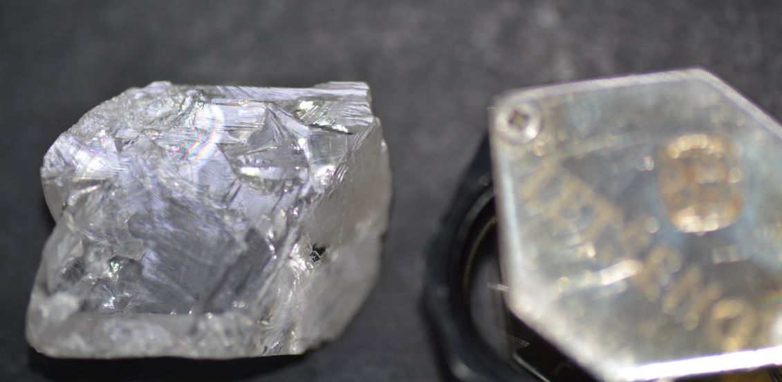 Gem Diamonds recovers sixth large sparkler of 2018