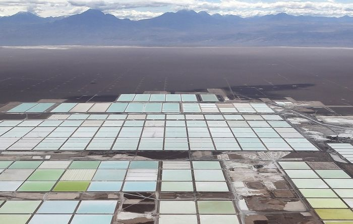 SQM inks long-term lithium supply accord with LG