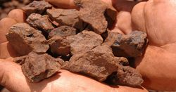 Small iron ore stocks return, but for how long?