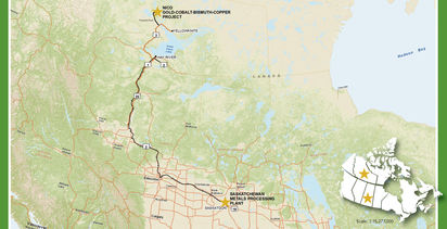 Fortune's Saskatchewan refinery on the move