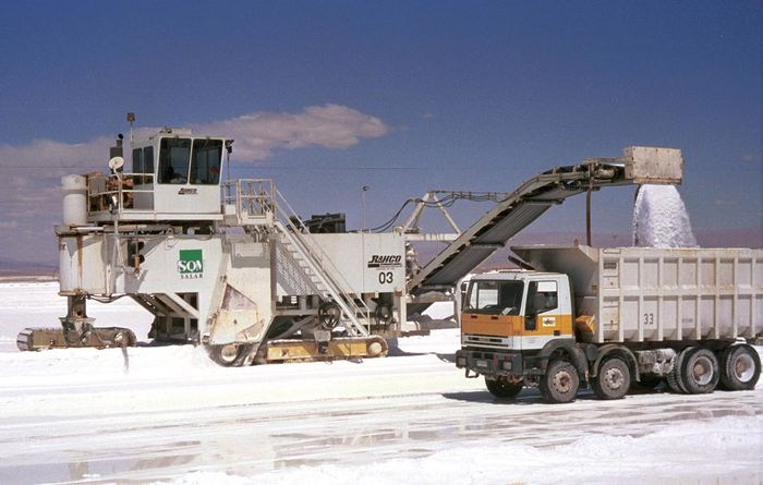 SQM gets approval for lithium carbonate expansion