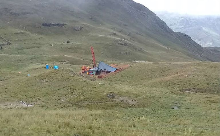 Peru zinc project PEA on way
