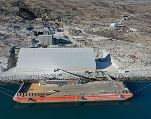 Greenland waives miners' 2020 licence fees