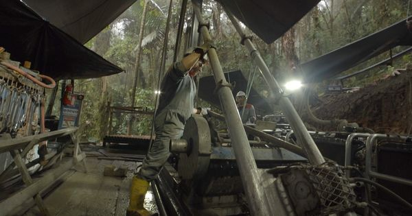 SolGold intercepts 617g/t gold in Ecuador - www.mining-journal.com