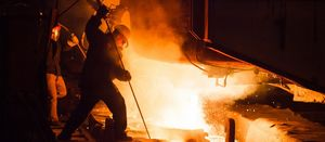 Signs of recovery in copper smelting