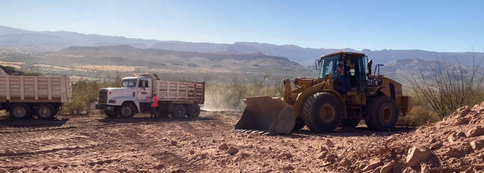 Golden Minerals begins production slightly early at Rodeo