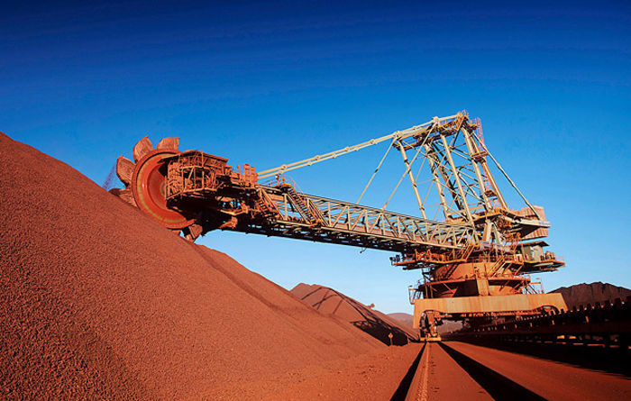 Vale to come down hard on iron ore prices