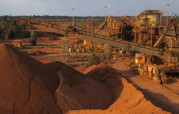 Rio in Queensland bauxite offensive