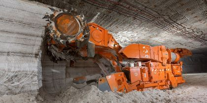Digging Deep: A closer look at underground mining ventilation and services